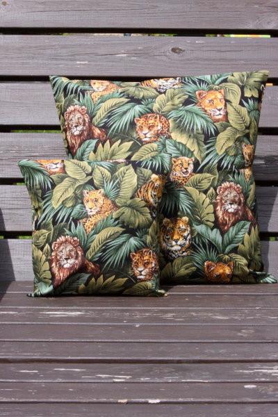 Kissenbezug Dschungel - Kissenbezug mit Tiermotiven